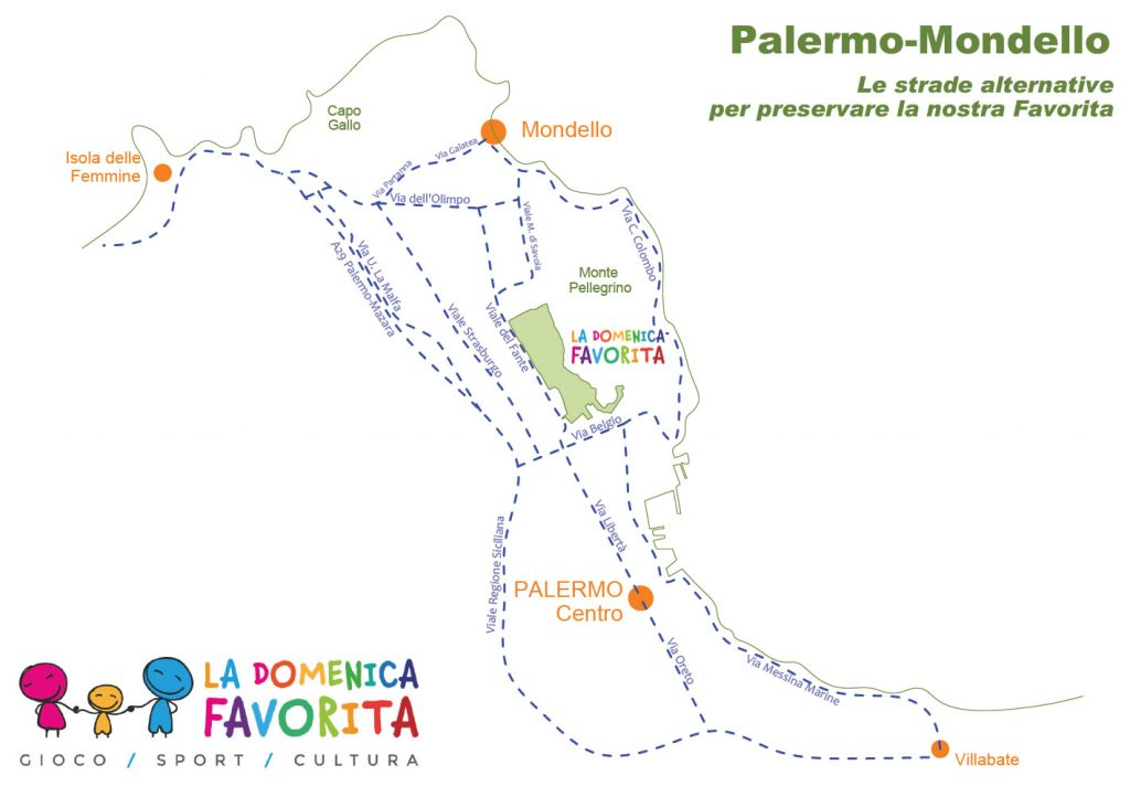 Alternative Palermo - Mondello - La Domenica Favorita